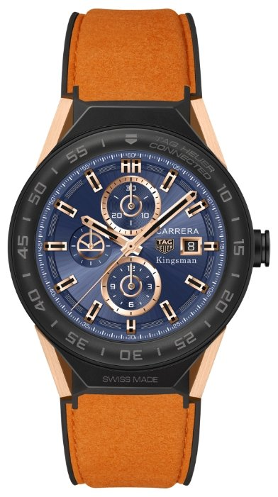 Часы TAG Heuer Connected Modular 45 Kingsman