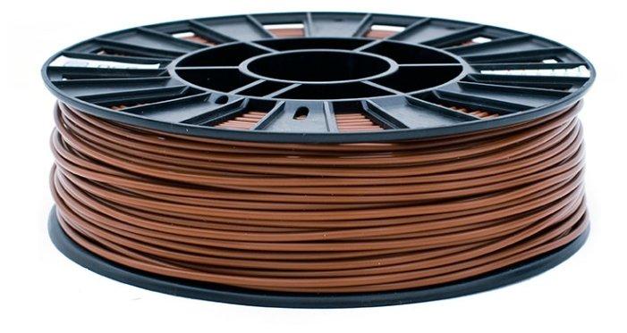ABS пруток REC 2.85 мм коричневый