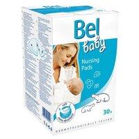 Bel baby nursing pads-вкладыши в бюстгалтер 30шт