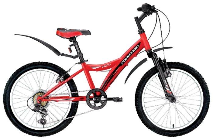 Подростковый горный (MTB) велосипед FORWARD Dakota 20 2.0 (2018)