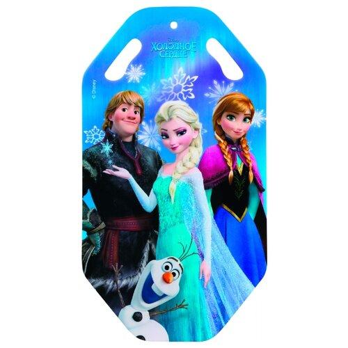 Купить Ледянка 1 TOY Холодное сердце (Т10841) синий, Ледянки
