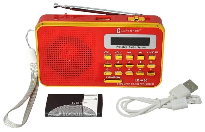 Радиоприемник LuxeBass LB-A50