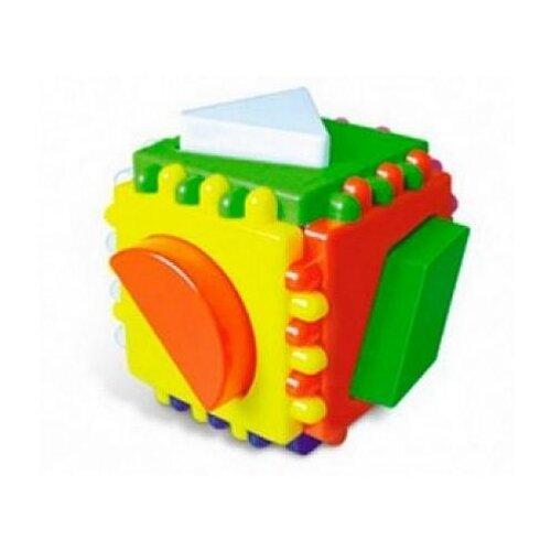Купить Сортер Стеллар Логический куб Малый, Сортеры