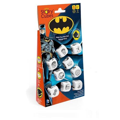 Купить Настольная игра Rory's Story Cubes Кубики историй - Бэтмен RSC104, Настольные игры