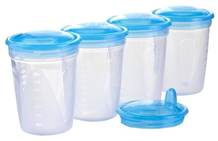 BabyOno Контейнеры для хранения грудного молока 200 мл