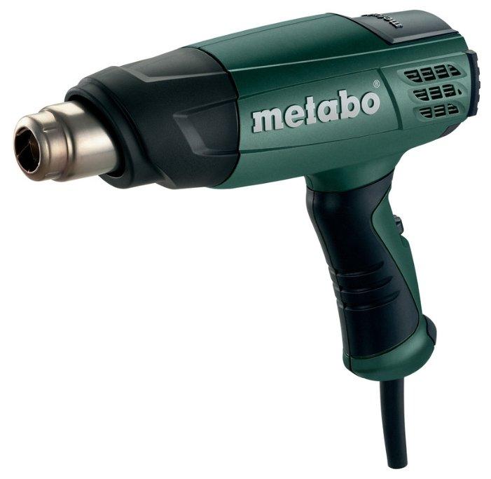 Строительный фен metabo HE 23-650 Control Case 2300 Вт