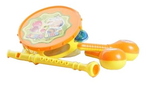 Shenzhen Toys набор инструментов Party Music 7036C Н56416