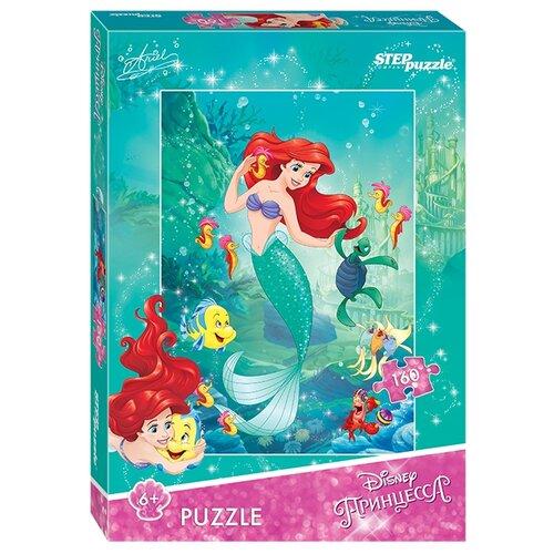 Пазл Step puzzle Disney Русалочка - 2 (94067), 160 дет. пазл step puzzle park
