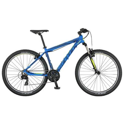 цена на Горный (MTB) велосипед Scott Aspect 780 (2017) синий S (требует финальной сборки)