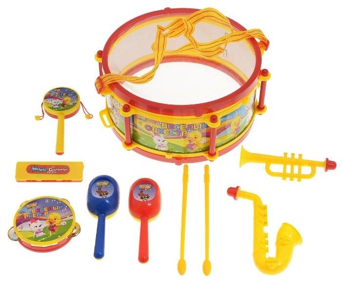 DoReMi набор инструментов Веселый оркестр D-00032