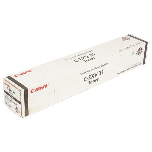 Фото - Картридж Canon C-EXV31 BK (2792B002) тонер canon c exv31 bk чёрный