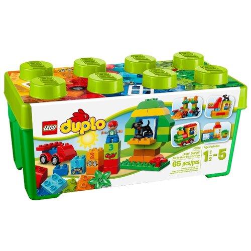 Конструктор LEGO Duplo 10572 Механик lego duplo 10837 новый год lego