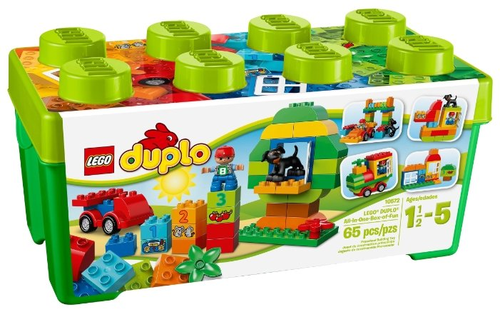 Конструктор LEGO Duplo 10572 Механик