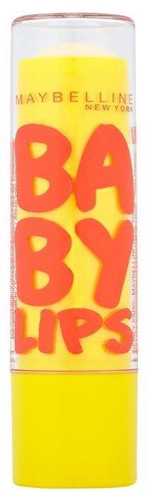 Maybelline Бальзам для губ Baby lips Бережный уход