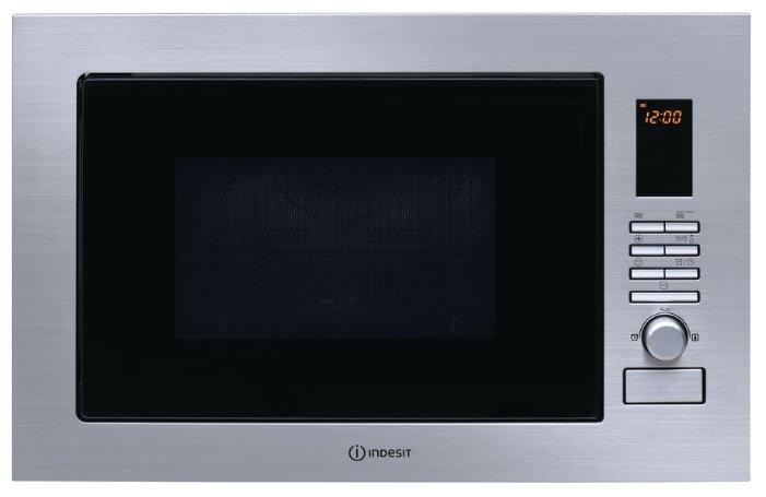 Микроволновая печь встраиваемая Indesit MWI 222.2 X
