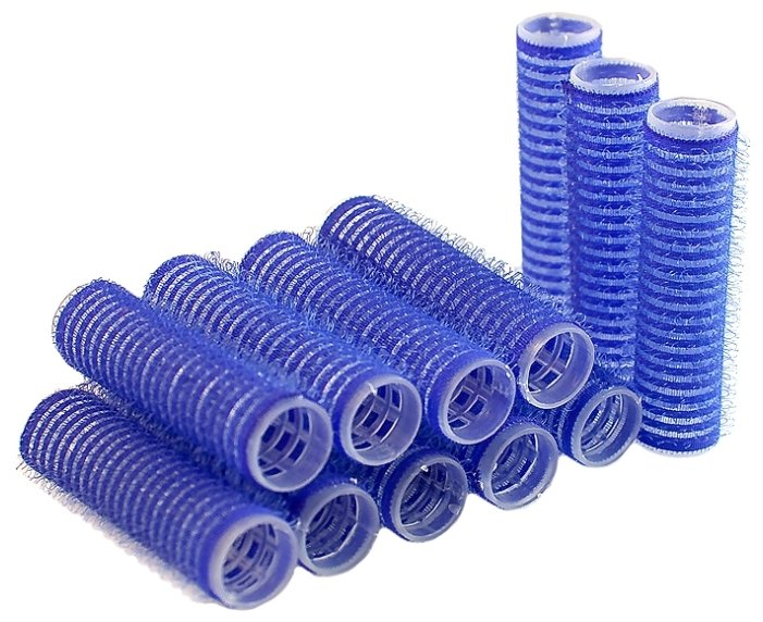 Бигуди-липучки Sibel Velcro 4121649 (15 мм)