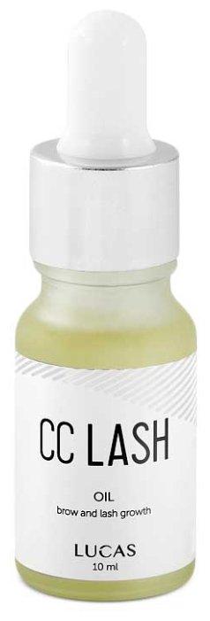 CC Brow Масло для роста ресниц и бровей Lash Oil