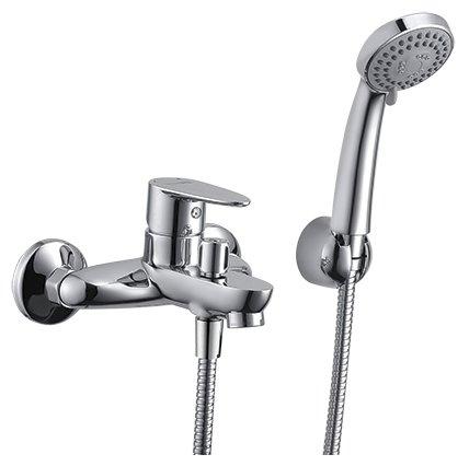 Однорычажный смеситель для ванны с душем WasserKRAFT Leine 3501