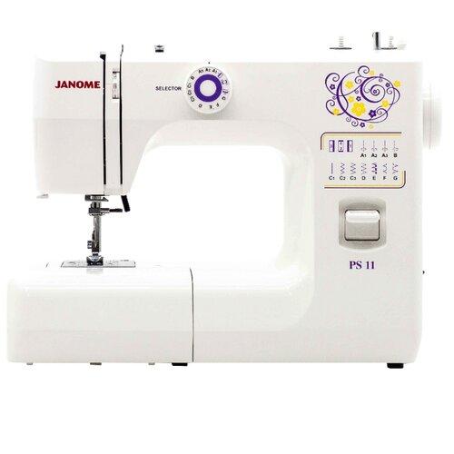 Швейная машина Janome PS 11, белый