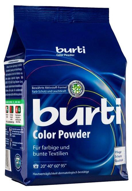Стиральный порошок Burti Color