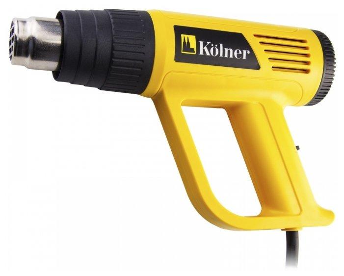 Строительный фен Kolner KHG 2000 2000 Вт