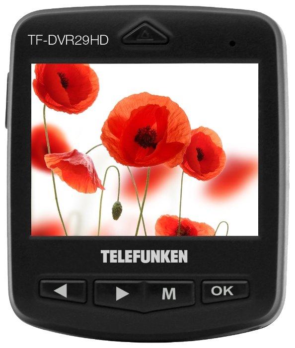 Видеорегистратор TELEFUNKEN TF-DVR29HD