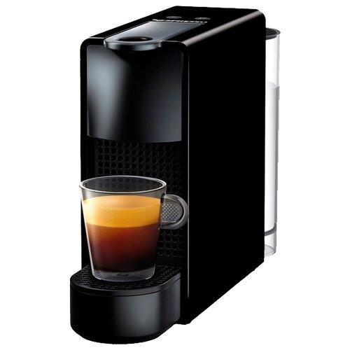 Кофемашина Nespresso C30 Essenza Mini черный