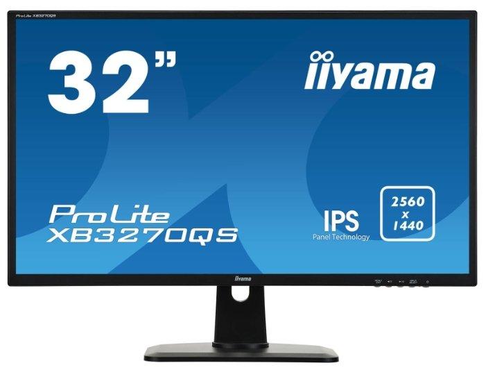 Монитор Iiyama ProLite XB3270QS-B1 Black