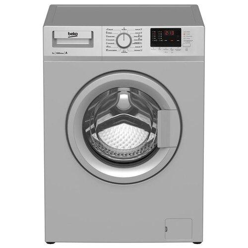 Стиральная машина Beko WRE 55P2 BSS стиральная машина beko wre 75p2 xww белый