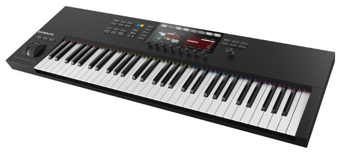 MIDI-клавиатура Native Instruments Komplete Kontrol S61 MkII