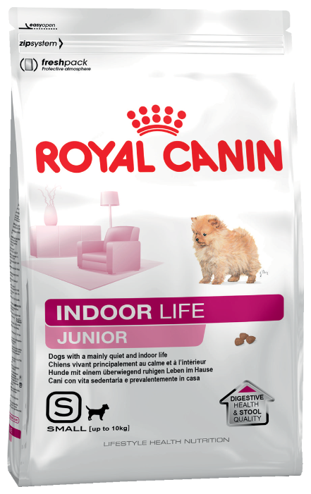 Корм для собак Royal Canin Indoor Life Junior S