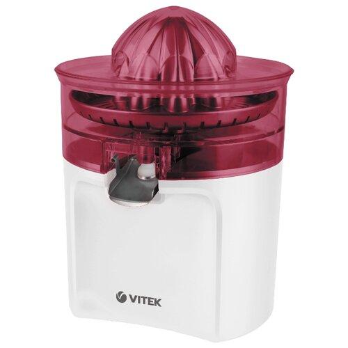 Соковыжималка VITEK VT-3659 белый/красный