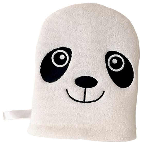 Детская мочалка-рукавичка Baby Bambo/Бейби Бамбо Тианде (1 шт.)