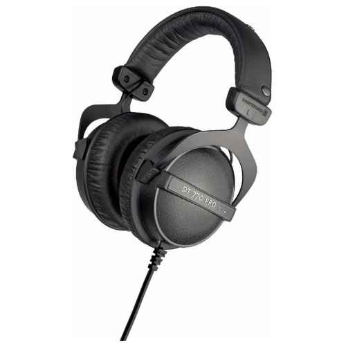 Наушники Beyerdynamic DT 770 Pro (32 Ohm), black