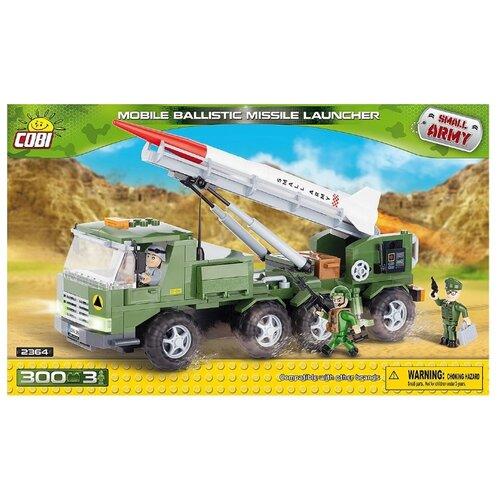 Конструктор Cobi Small Army 2364 Мобильная ракетная установкаКонструкторы<br>