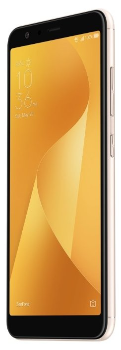 Сотовый телефон ASUS ZenFone Max Plus ZB570TL 3/32GB Silver