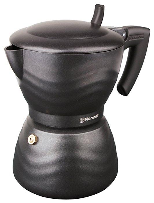 Гейзерная кофеварка 350 мл Rondell Kafferro