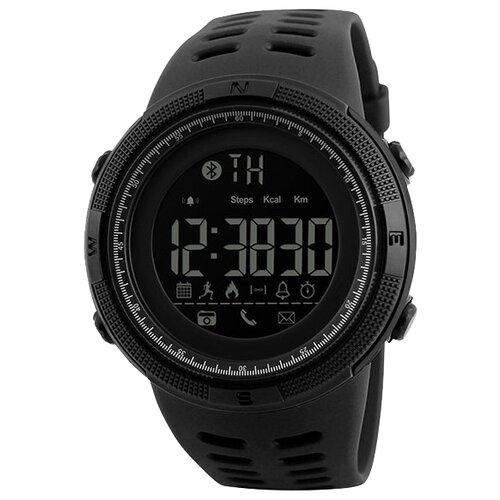 Умные часы SKMEI 1250 черный браслет skmei b33