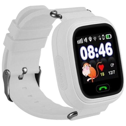 Фото - Детские умные часы Smart Baby Watch Q80 белый часы smart baby watch s4 зеленый