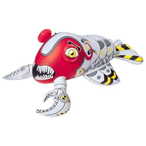 Надувная игрушка для плавания Bestway Клешня-разрушитель 41086 BW красный/белыйНадувные игрушки<br>