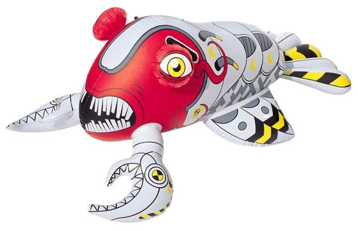 Надувная игрушка для плавания Bestway Клешня-разрушитель 41086 BW