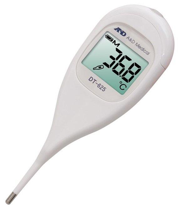 АНД термометр электронный DT-625