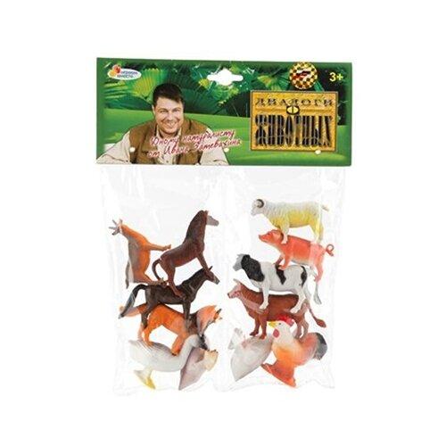 Купить Фигурки Играем вместе Диалоги о животных Домашние животные HA2489, Игровые наборы и фигурки