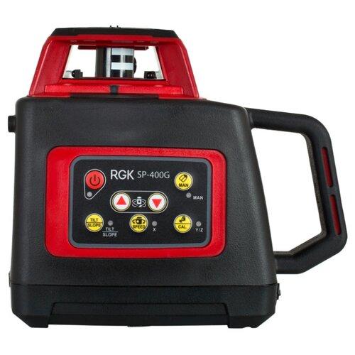 Лазерный уровень самовыравнивающийся RGK SP-400G (4610011872891) уровень rgk u4040
