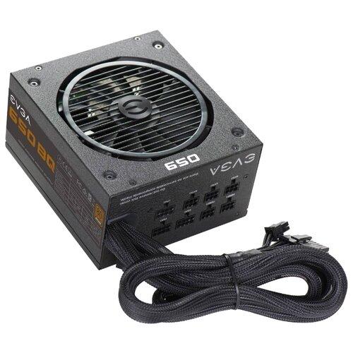 Купить Блок питания EVGA BQ 650W (110-BQ-0650-V2)