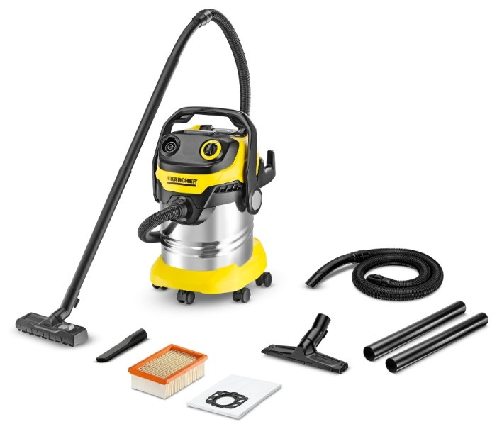 Пылесос KARCHER WD 5 PREMIUM RENOVATION KIT