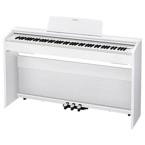 Цифровое пианино CASIO PX-870 white wood