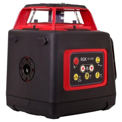Лазерный уровень самовыравнивающийся RGK SP-400 (4610011872884) уровень rgk u4040