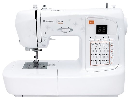 Швейная машина Husqvarna H CLASS 100Q
