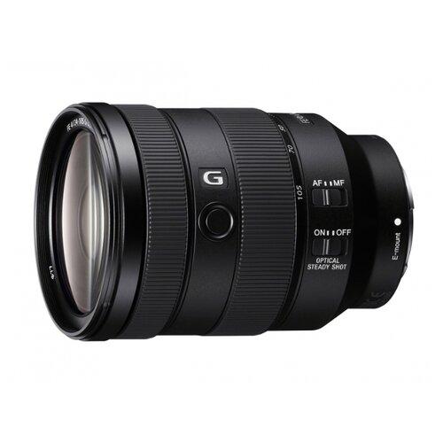 Фото - Объектив Sony FE 24-105mm f/4 G OSS (SEL24105G) объектив sony sel70300g 70 300 mm f 4 5 5 6 g oss for nex